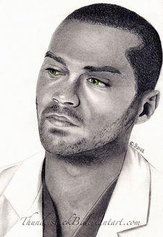 drawings of Jackson Avery | Jackson Avery by *ThunderstruckB on deviantART