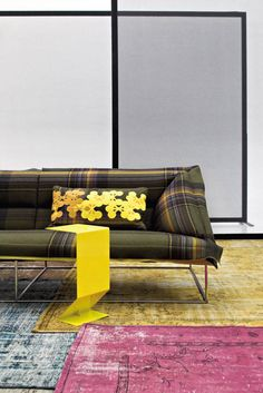Blurred Limits: Marc Thorpe for Moroso in news events home furnishings  Category