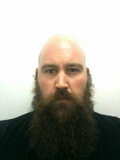 I didn't choose my Beard, My Beard chose Me!!!!