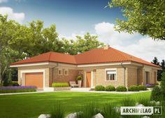 Eris G2 (wersja A) to #dom zaprojektowany z myślą o inwestorach, którzy cenią wygodę, przestrzeń i niebanalne piękno