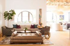 Interior designers are geniuses when it comes to elevating a space to its zenith. But where do designers turn when they need direction? Krista Coupar, CEO of Coupar Consulting, has answered the call. A designer herself, Krista's firm in San Francisco helps both new and established designers brand and manage their businesses. Her dazzling office, …