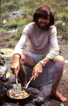 Reinhold Messner & Peter Habeler Conquering Mount Everest in 1978 First Climb Without Oxygen