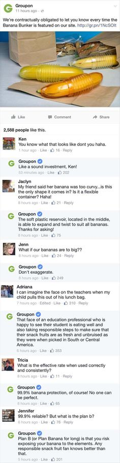 The Groupon Employee In Charge Of Replying To Comments Needs A Serious Raise!