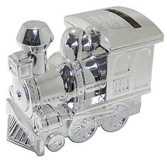 Train Money Box from CelebrationsPlus.com £17.95 with free delivery