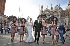 Wedding in Venice  #venice #wedding #italy  You can find some more wedding photos on my website:   http://www.photoartcasonato.it/matrimoni