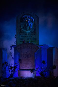 13 Wicked Photos of The Haunted Mansion « Disney Parks Blog