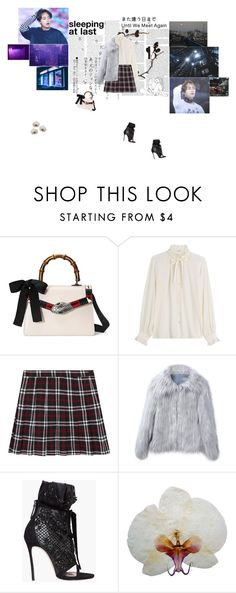 """✨ updates ✨"" by sophie-totoro ❤ liked on Polyvore featuring Gucci, xO Design, Closed and Dsquared2"