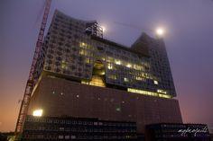 Hamburg, Hafencity: Elbphilharmonie