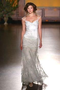 Cameo - Wedding Dress by Claire Pettibone full runway