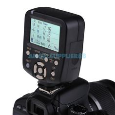 A#S0 Yongnuo YN560-TX for Nikon Wireless Flash Controller and Camera / 560III in Cameras, Flashes   eBay $43.89