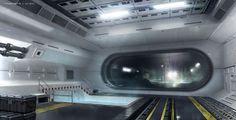 Beyond...Two Souls (Quantic Dream)   Aquarium room by djahal.deviantart.com on @deviantART