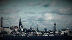 Landungsbrücken Hamburg Hafen #galaxycam