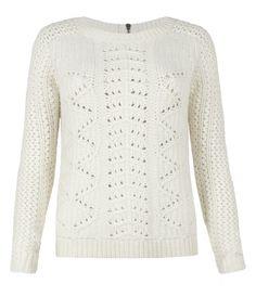 Clara Jumper, Women, Knitwear, AllSaints Spitalfields