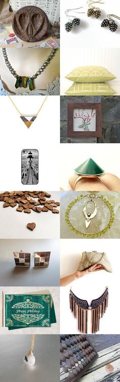 Happy Holidays! by Untried on Etsy--Pinned with TreasuryPin.com
