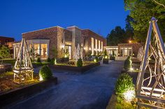 Lexington, Kentucky's chic new event space:  The Apiary, at Jefferson Street.  Garden and Gun.