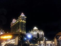 Galaxy Casino and hotel Macau, Modern Buildings, Empire State Building, Gallery, Board, Sign