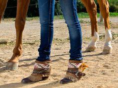Native Layer / boho boots / Layerboots / bohemian style / Fringe / jewelry / feathers / Tribal / Gypsy / Native / Navajo / Belts