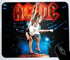 Mouse Pad AC/DC!