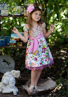 Maisonnette: Boutique Style Fashions For Baby & Child With A Modern Twist  (blog post on my line)