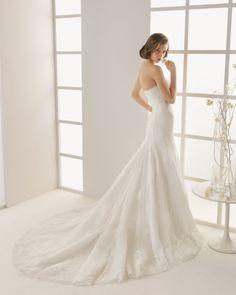 Brautkleid-Schleppe: Längen und Arten - miss solution Brautmode-Guide - Dama by ROSA CLARÁ