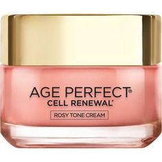 Free 2-day shipping on qualified orders over $35. Buy L'Oreal Paris Age Perfect Cell Renewal* Rosy Tone Moisturizer at Walmart.com