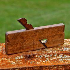 antique wood planer...  plane...  INDUSTRIAL...  by CoolVintage, $25.50