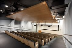 Analytic Services Inc #auditorium #design by #OTJArchitects
