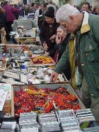Monastiraki Flea Market, Greece