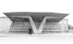 aaknavi: Armenian Bus Stops. Photos by: Ursula Schulz-Dornburg