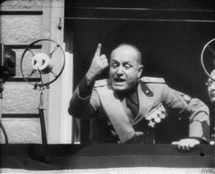 Benito Mussolini, el Bully.