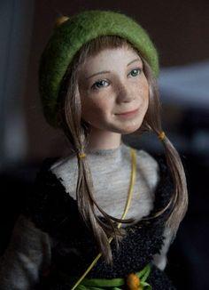 Авторские куклы Елены Мисюны www.lumis.kiev.ua