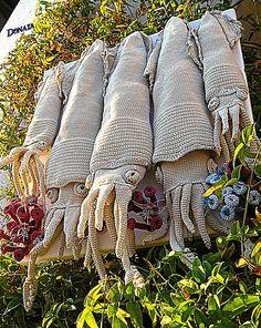 squid crochet picture Fall 2015, Autumn, Crochet, Pictures, Photos, Fall Season, Fall, Ganchillo, Crocheting