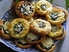 Bagel, Doughnut, Sushi, Muffin, Bread, Breakfast, Ethnic Recipes, Desserts, Food