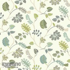 Rasch Textil Waverly Small Prints 23-326849 Naturmuster Tapete