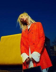 Soo Joo Park by Hong Jang Hyun for W Magazine Korea April 2017 W Magazine, Magazine Editorial, Editorial Fashion, Pixel Color, W Korea, Korean Model, Celine, Bell Sleeve Top, Park