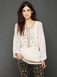 Cool Tops Collection at Free People Clothing Boutique