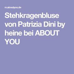 Stehkragenbluse von Patrizia Dini by heine bei ABOUT YOU