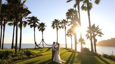 Here's a wedding taken place at a private estate in Laguna Beach.  www.ArtisanProduction.com 2nd shooter | drone operator - Matt Hall