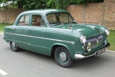 Ford Consul MK1 (1955) Maintenance/restoration of old/vintage vehicles: the material for new cogs/casters/gears/pads could be cast polyamide which I (Cast polyamide) can produce. My contact: tatjana.alic@windowslive.com