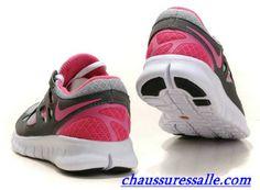 reputable site 077e1 e4a18 Nike Free Run 2 For Women Shoes For Running Gray Peachblow