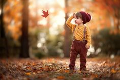 Observing Autumn | por Ashlyn Mae Photography