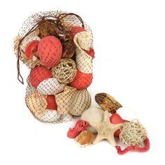 Coral Seashell Filler | Kirklands