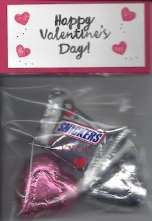Valentine goodie bags