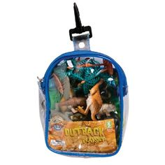 Outback Adventures Travel Playset at theBIGzoo.com, a toy store with over 12,000 products.