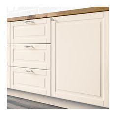 BODBYN Drawer Front, Off White. Ikea CabinetsBase ...