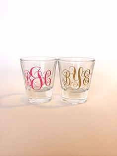 Check Out This Item In My Etsy Shop Httpswwwetsycomlisting - Vinyl decals for shot glasses