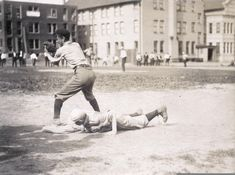 This historic photograph was taken by William H. and is part of the William Trefts Collection at the Missouri Historical Society, St. Baseball Batter, The Sandlot, Baseball Pictures, Stl Cardinals, Youth Culture, Historical Society, New York Yankees, St Louis, Missouri