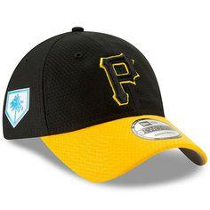 new concept 9db92 34aee Men s Pittsburgh Pirates New Era Black Yellow 2019 Spring Training 9TWENTY Adjustable  Hat,  29.99