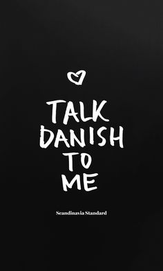 How To: Learn Danish When You've Got Other Shit To Do
