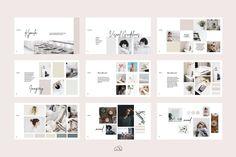 Kymila - PowerPoint Brand Template by bilmaw creative Microsoft Powerpoint 2007, Infographic Powerpoint, Professional Powerpoint Templates, Creative Powerpoint, Art Design, Design Ideas, Graphic Design, Design Inspiration, Branding